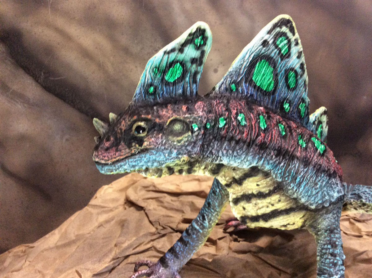 Unique lizards